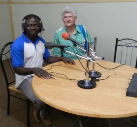 Radio Solidarité, Ouahigouya, Burkina Faso