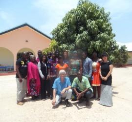 Walewale workshop 2015