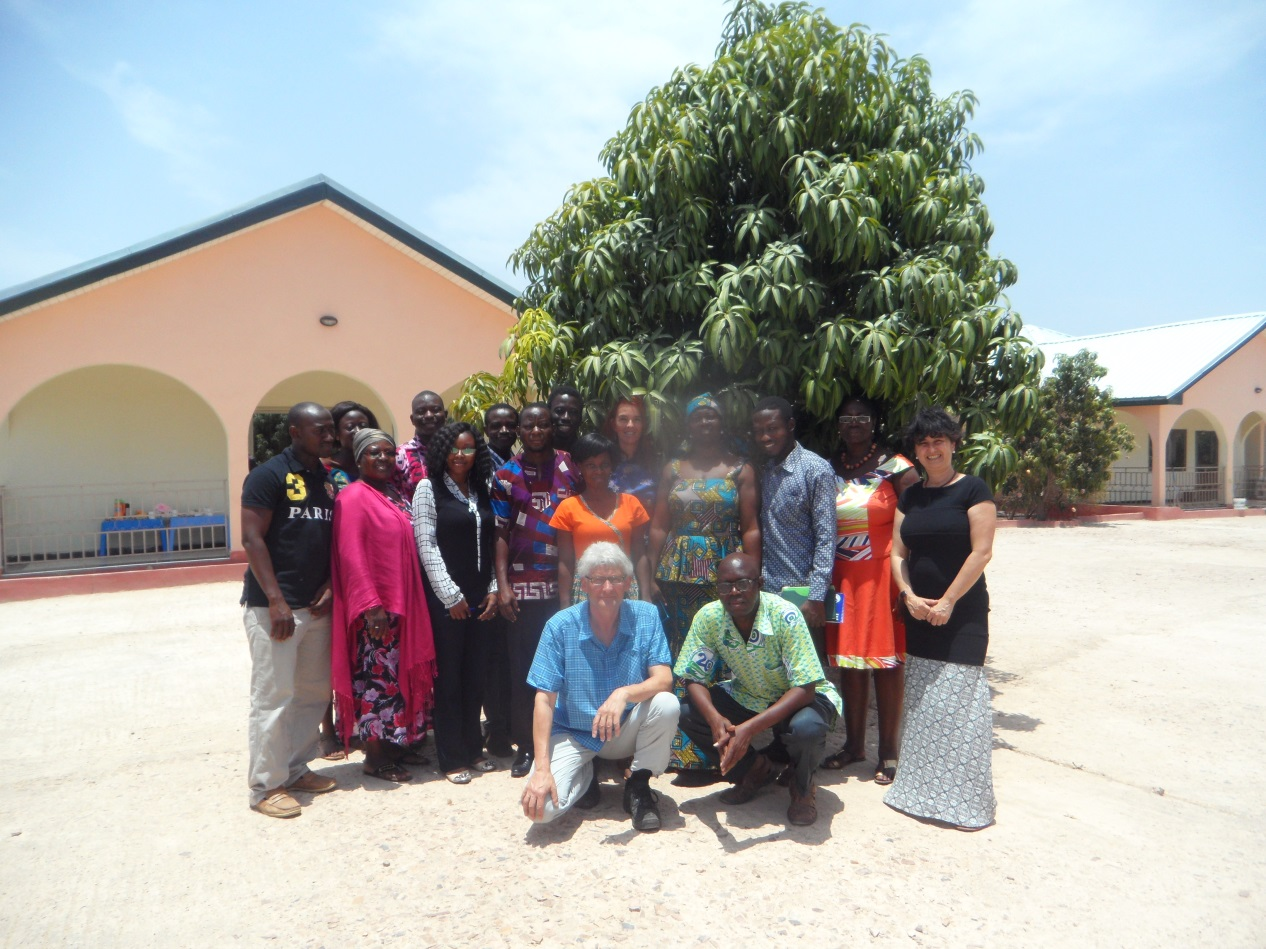ICT for Food and Water in Ghana – collaborative research by VUA and