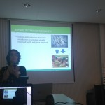 Prof. Broerse presents Mobile for Mothers