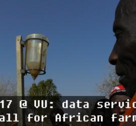 Meteo data services in Burkina Faso