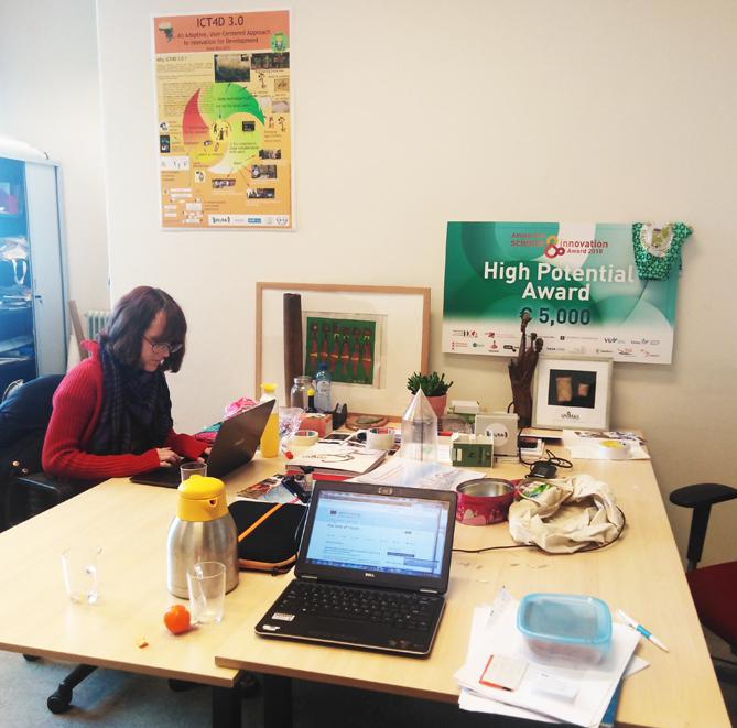 W4RA office