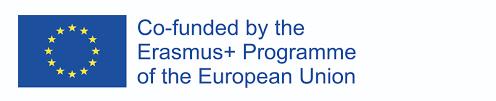 CO-funded bu Erasmus+
